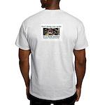 Ash Grey T-Shirt (Turtle)