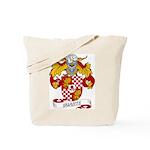 Duarte Family Crest Tote Bag
