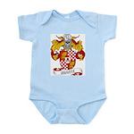 Duarte Family Crest Infant Creeper