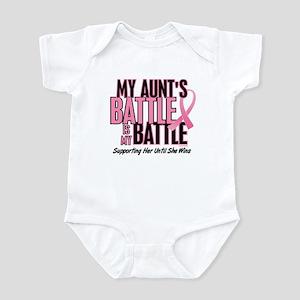 My Battle 1 (Aunt BC) Infant Bodysuit