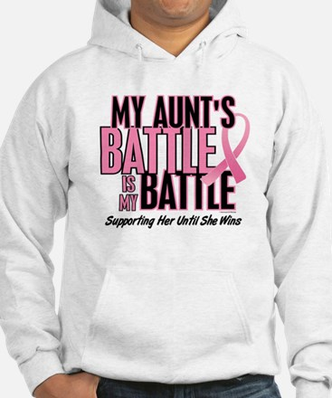 My Battle 1 (Aunt BC) Jumper Hoody