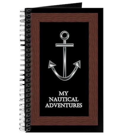 My Nautical Adventures Journal