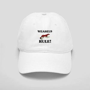 Weasels Rule! Cap