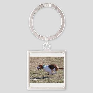 Flying Beagle Keychains