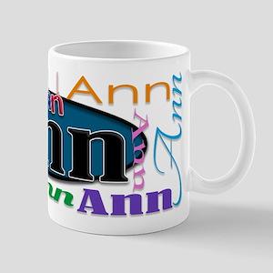 Ann Mugs