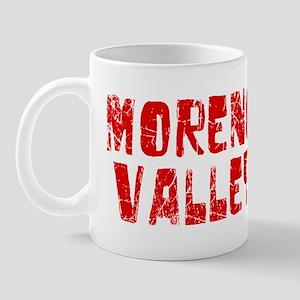Moreno Valley Faded (Red) Mug