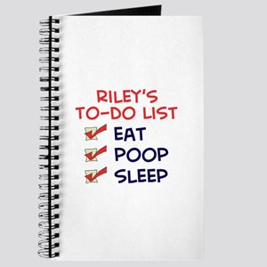 Riley's To-Do List Journal