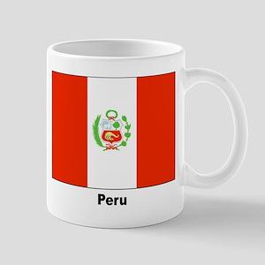 Peru Peruvian Flag Mug