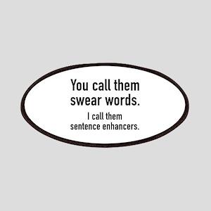 Sentence Enhancers Patches