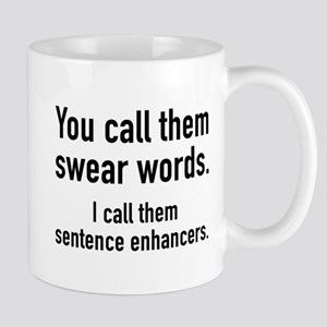 Sentence Enhancers Mug