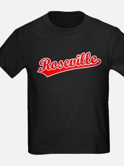 Retro Roseville (Red) T