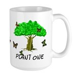 Plant A Tree Large Mug
