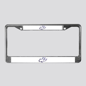 Calvary Chapel License Plate Frame