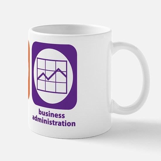 Eat Sleep Master of Business Administration Mug