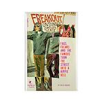 "Frig. Magnet - ""Freakout on Sunset Strip&quot"