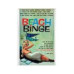 "Frig. Magnet - ""Beach Binge"""