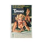 """Frig. Magnet - """"Tawny"""""""