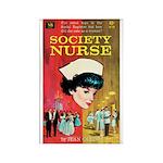 "Frig. Magnet - ""Society Nurse"""