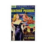 """Frig. Magnet - """"The Leather Pushers"""""""