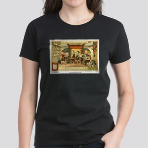 Historic Glass Shop Women's Dark T-Shirt