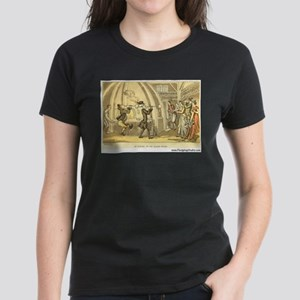 Vintage Glassblower Women's Dark T-Shirt