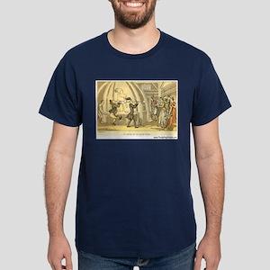 Vintage Glassblower Dark T-Shirt