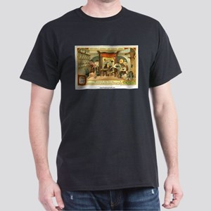 Historic Glass Shop Dark T-Shirt