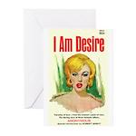 "Greeting (10)-""I Am Desire"""