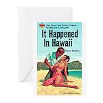 "Greeting (10)-""It Happened in Hawaii"""