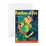 """Greeting (10)-""""Emotions of Fire"""""""