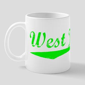 Vintage West Jordan (Green) Mug