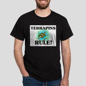 Terrapins Rule! Dark T-Shirt