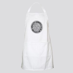 Old Style Templar Seal BBQ Apron