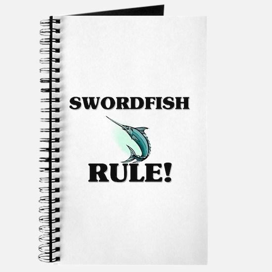 Swordfish Rule! Journal