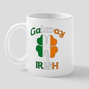 Galway Irish Mug
