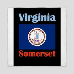 Somerset Virginia Queen Duvet