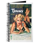 "Pulp Journal - ""Tawny"""