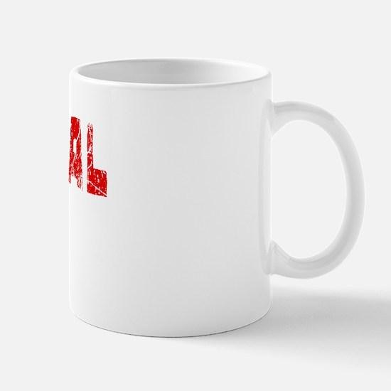 National City Faded (Red) Mug