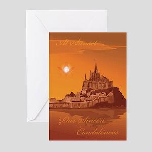 Free mason greeting cards cafepress masonic bereavement greeting cards pk of 10 m4hsunfo