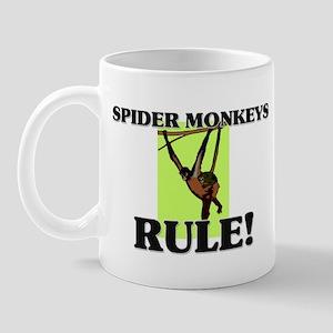 Spider Monkeys Rule! Mug