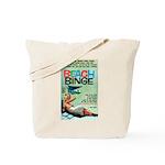 "Tote Bag - ""Beach Binge"""