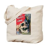 "Tote Bag - ""Hot Bullets For Love"""