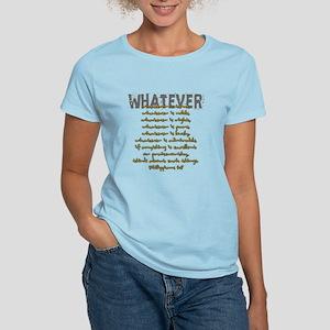 EterniTee Women's Light T-Shirt