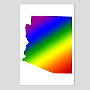 Arizona Gay Pride Postcards (Package of 8)