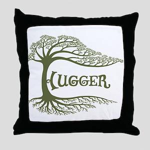 Hugger II Throw Pillow
