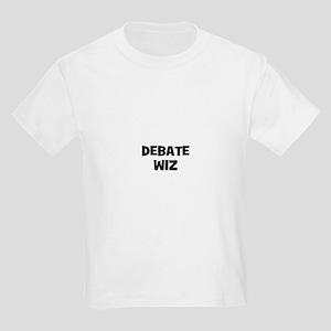 Debate Wiz Kids Light T-Shirt