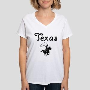 Texas Ash Grey T-Shirt