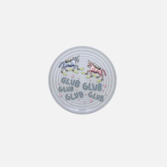 GLUB GLUB Mini Button
