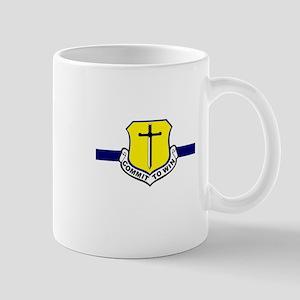 Commit To Win 11oz. Mugs