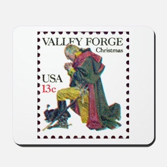 Religious Stamp Mousepad